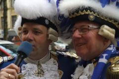 Fro Kuckelkorn und Björn Griesemann